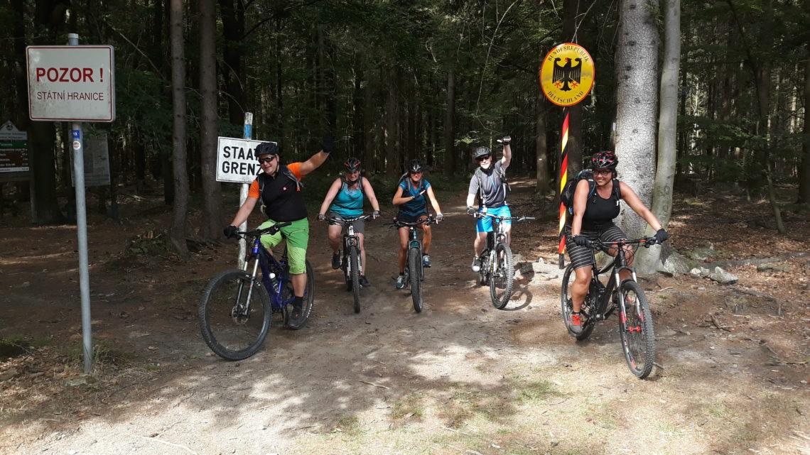 Entdeckungsreise bayerisch-böhmischer Wald