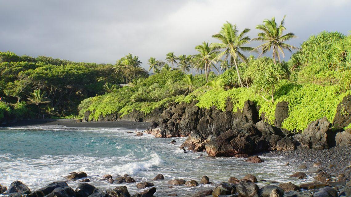 Cali & Maui-Hawaii