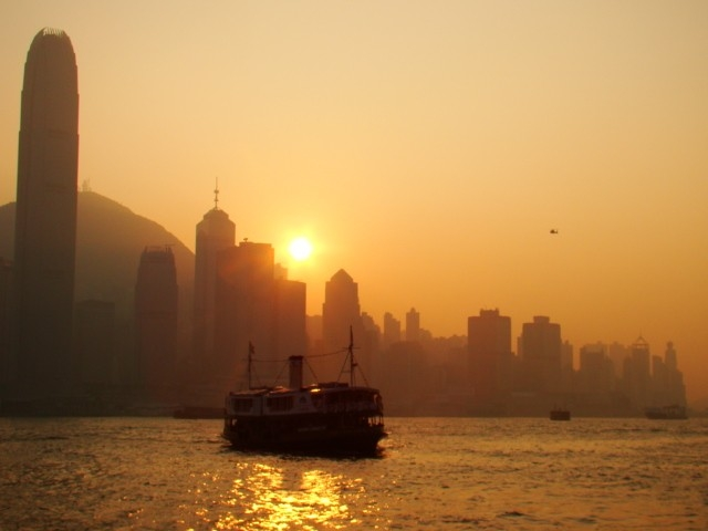 Chengdu-Hongkong