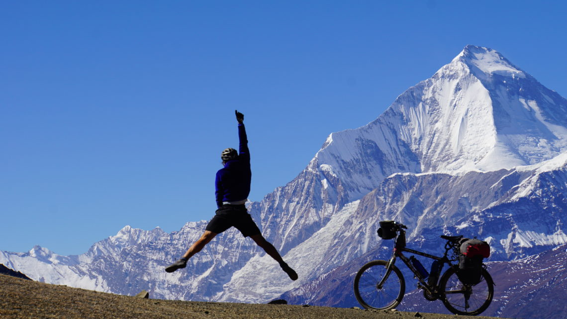 Nepal & Annapurna Circuit by bike
