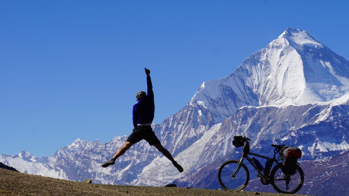 Nepal & Annapurna Circuit by bike