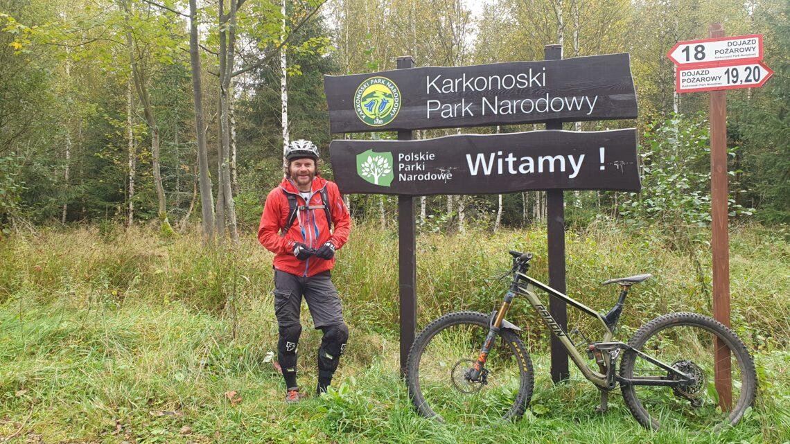 Riesengebirge MTB-Tour in Polen/Tschechien